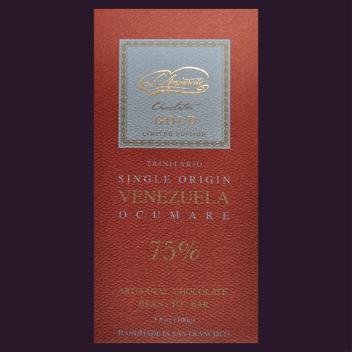 Ocumare Venezuelan Dark Chocolate Bar